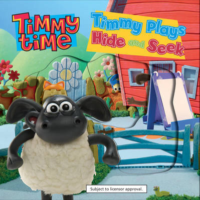 Timmy's Hide and Sheep! by Jackie Cockle image
