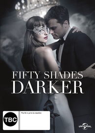 Fifty Shades Darker DVD image