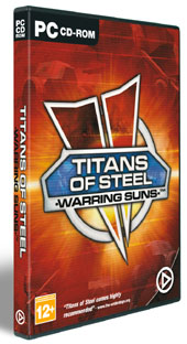 Titans of Steel: Warring Suns for PC Games