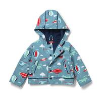 Raincoat Space Monkey - Size 7-8 image