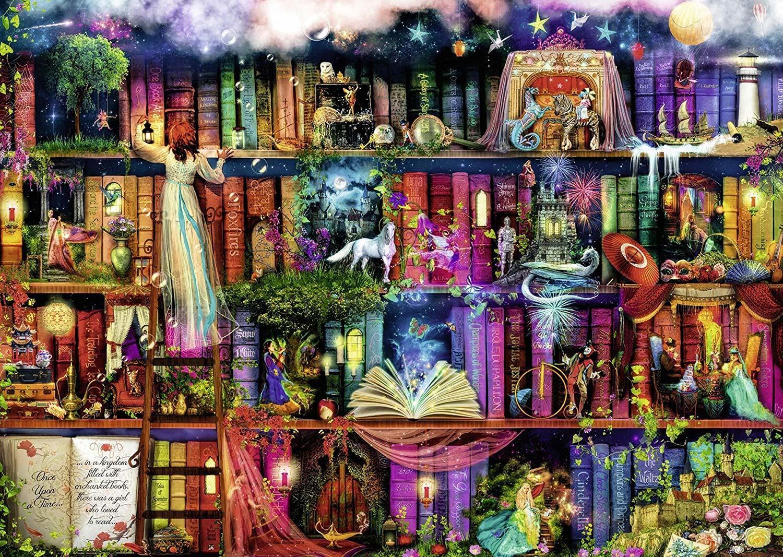 Ravenburger - Fairytale Fantasia Puzzle (1000pc) image