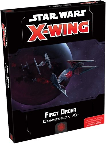 Star Wars X-Wing Second Edition First Order Conversion Kit image