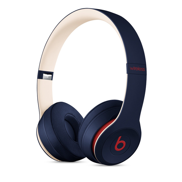 Beats Solo3 Wireless On-Ear Headphones - Club Navy