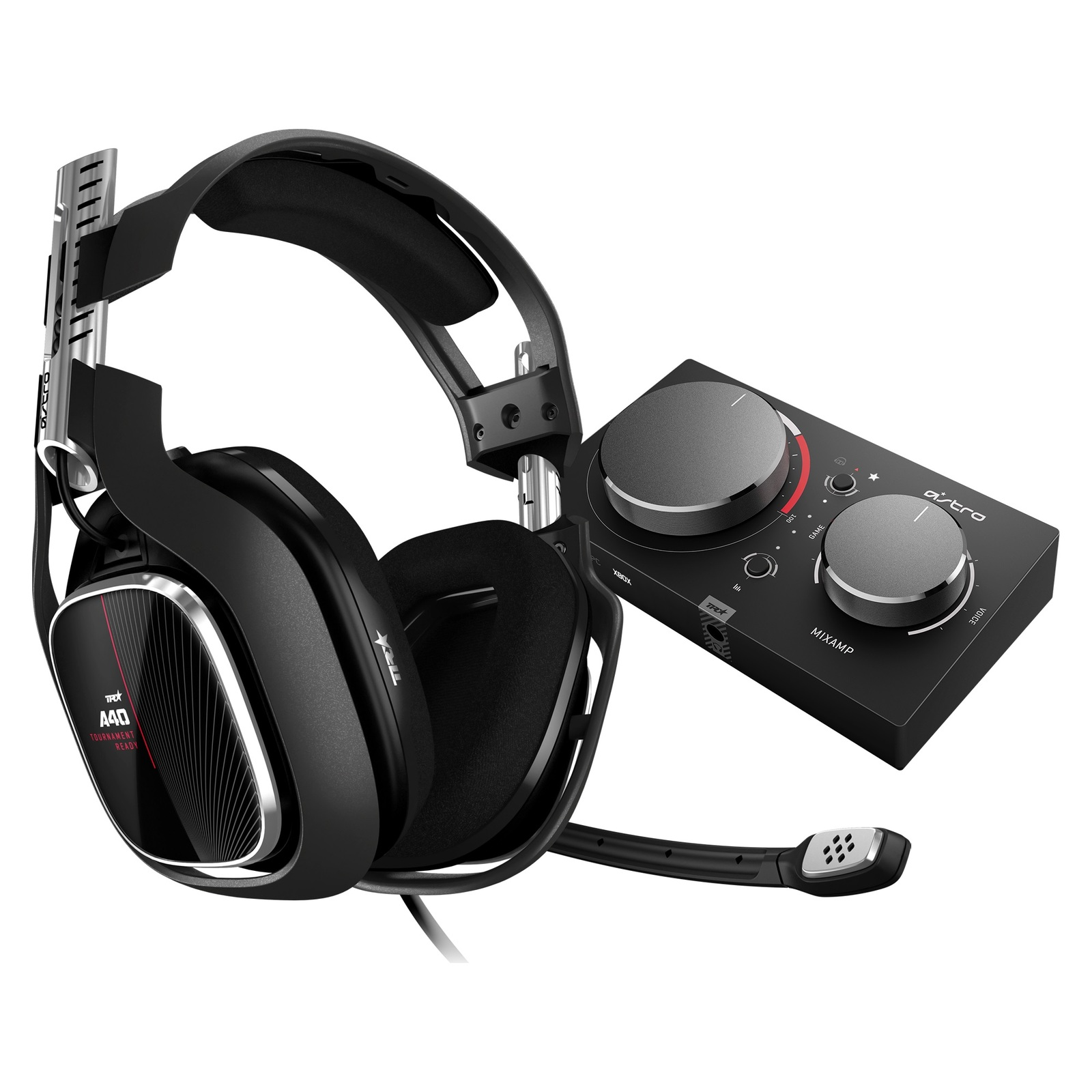 Astro A40 TR + MixAmp Pro V2 Gaming Headset (Gen 4) for PC, Xbox One image
