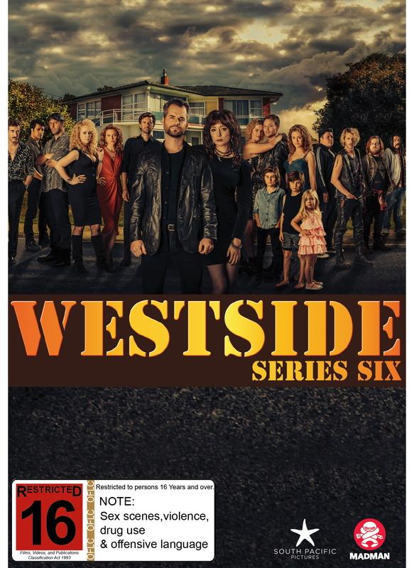 Westside - Series 6 on DVD