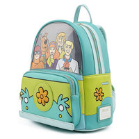 Loungefly: Scooby Doo - Mystery Machine Mini Backpack