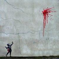 Urban Art Graffiti: 1,024 Piece Puzzle - Valentine's Day