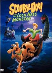 Scooby Doo! And the Loch Ness Monster on DVD