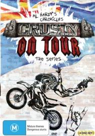 Crusty Demons the Series: Al Hardy's Chronicles on DVD
