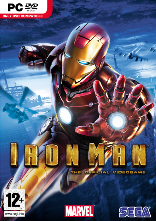 Iron Man for PC Games