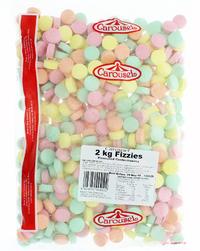 Carousel Fizzies (2kg)
