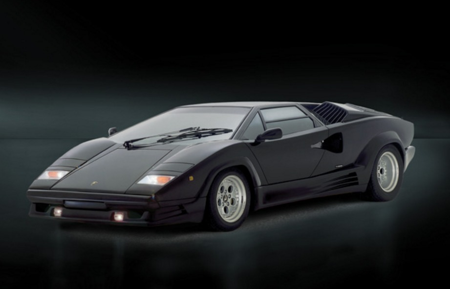 italeri 1 24 lamborghini countach model kit images at mighty ape nz. Black Bedroom Furniture Sets. Home Design Ideas