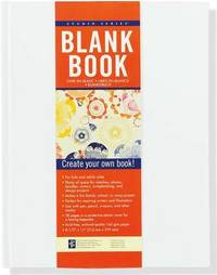 Blank Book: Create Your Own Book! (Studio Series)