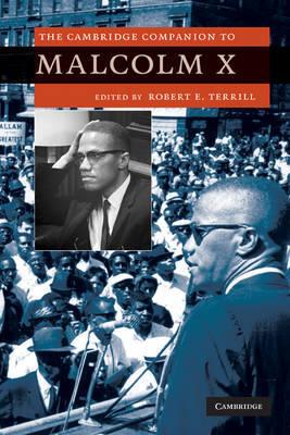 The Cambridge Companion to Malcolm X image