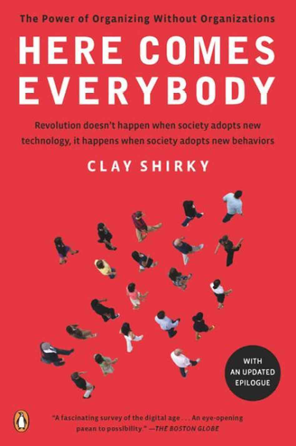 Here Comes Everybody by Clay Shirky image