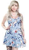 Sourpuss: Shark Skater Dress (Large)