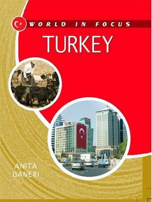 Turkey by Anita Ganeri image