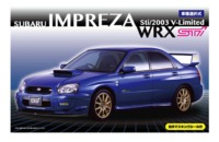 Fujimi: 1/24 Subaru Impreza (WRX Sti/2003 V Limited) - Model Kit