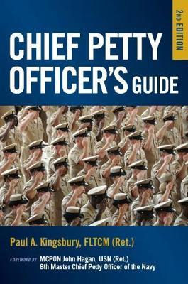 Chief Petty Officer's Guide by Paul Kingsbury image
