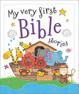 First Bible Stories by Fiona Boon