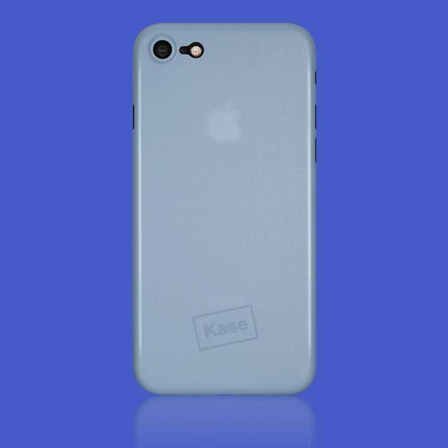 Kase Go Original iPhone 8 Slim Case- Blue Monday image
