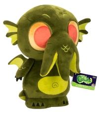 HP Lovecraft: Cthulhu (Dark Green) - SuperCute Plush