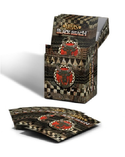 Warhammer 40,000: Heroes of Black Reach - Orks Deck Box