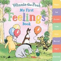 My First Feelings Book by Winnie-The-Pooh image