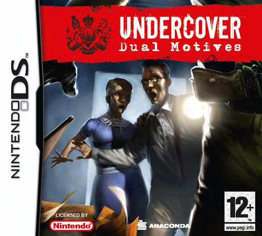 Undercover: Dual Motives for DS image