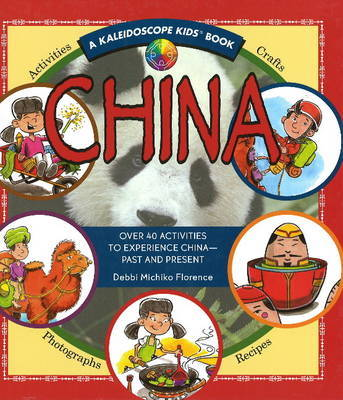China: Over 40 Activities to Experience China - Past and Present by Debbi Michiko Florence image