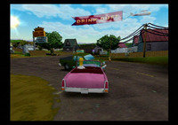 The Simpsons Hit & Run for PlayStation 2 image