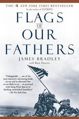 Flags of Our Fathers by Bradley James image