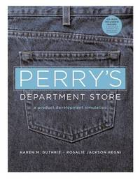 Perry's Department Store by Rose J Regni