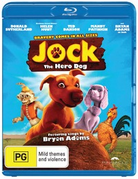 Jock: The Hero Dog on Blu-ray