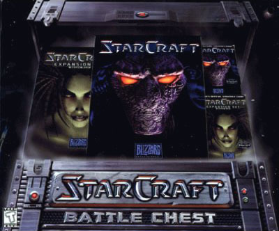 StarCraft: Battlechest for PC Games