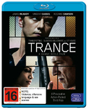 Trance on Blu-ray