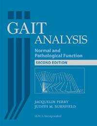 Gait Analysis by Jacquelin Perry image
