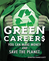 Green Careers by Jennifer Power Scott image