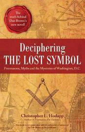 Deciphering the Lost Symbol by Christopher Hodapp image
