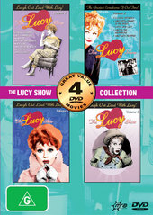 Lucy Show Collection, The (vol 1-4) (2 Disc) on DVD
