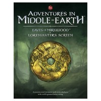 Adventures in Middle-Earth: Loremaster Screen