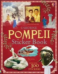 Pompeii Sticker Book by Struan Reid