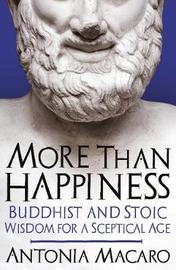 More Than Happiness by Antonia Macaro image