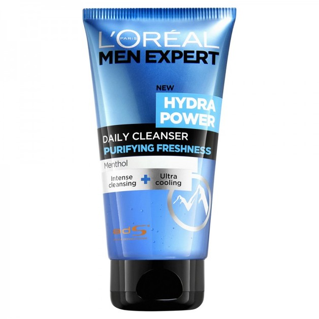 L'Oreal Men Expert - Hydra Power Face Wash (150ml)