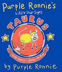 Purple Ronnie's Little Star Signs: Taurus by Purple Ronnie image