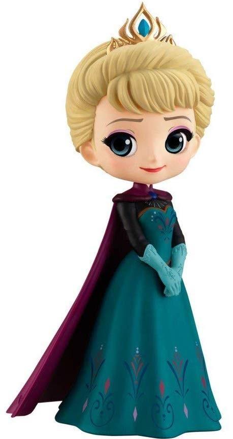 Elsa Coronation Style – PVC Figure image