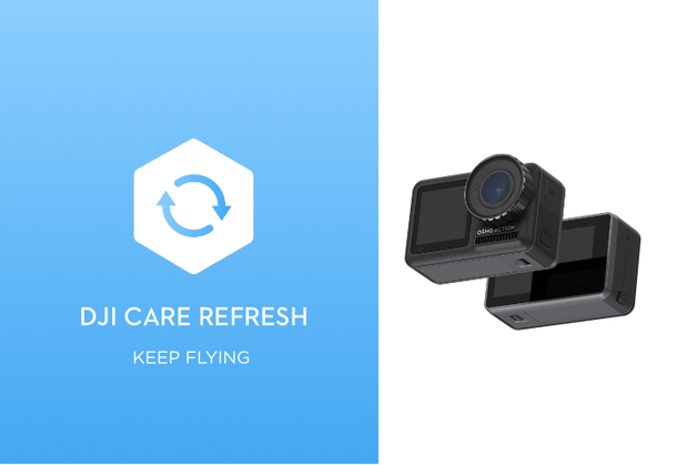 DJI: Care Refresh (Osmo Action) NZ