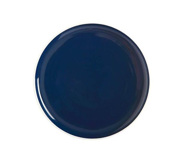 Maxwell & Williams Tint High Rim Plate 20cm Navy