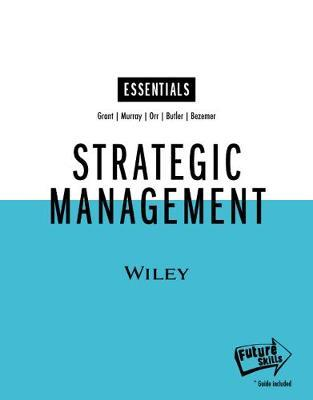 Strategic Management Essentials by Peter Murray