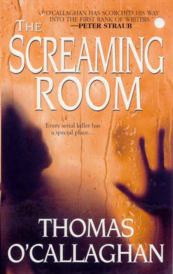 The Screaming Room by Thomas O'Callaghan image